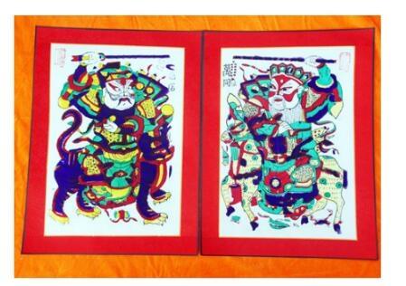 朱仙镇木版年画的四大价值