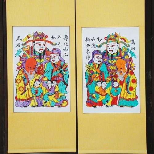 木版年画是文化与艺术的承载