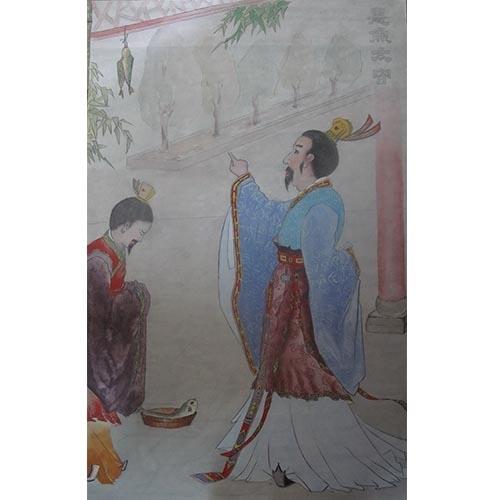 朱仙镇年画的发展和特点