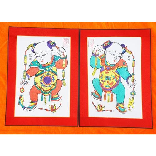 河南传统年画